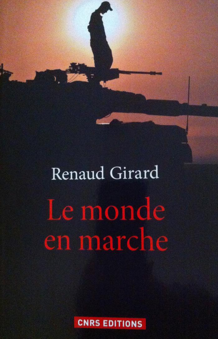 """""""Le Monde en marche"""" : un regard de grand reporter sur les conflits au Moyen Orient"""